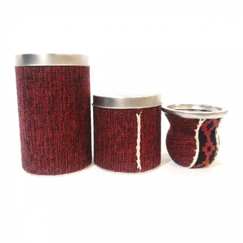 Set latas alpillera