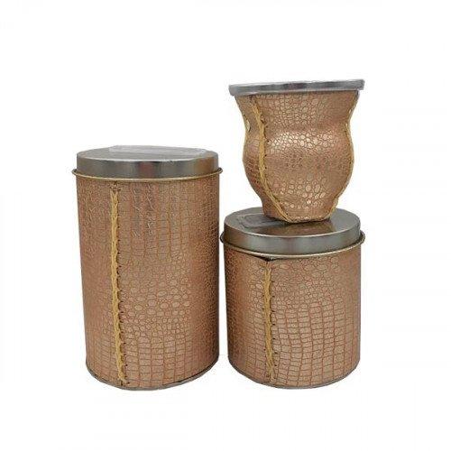 Set latas crocco