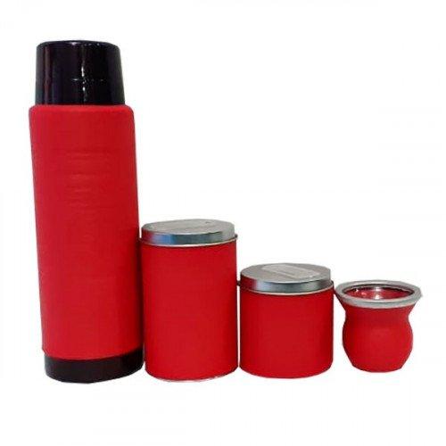 Set latas lisas C/Termo Lumilagro Eco