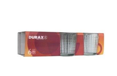 Pack x 6 vaso juliana 250 cc ( caja de 9 )