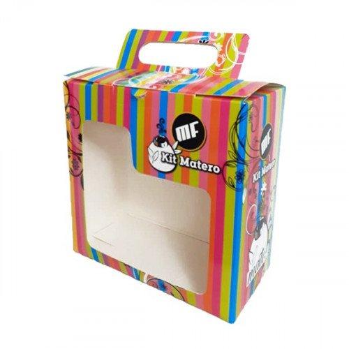 Caja para latas