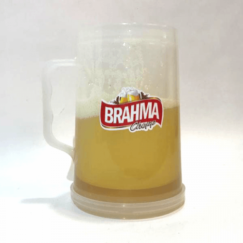 Chopp refrigerante irrompible color